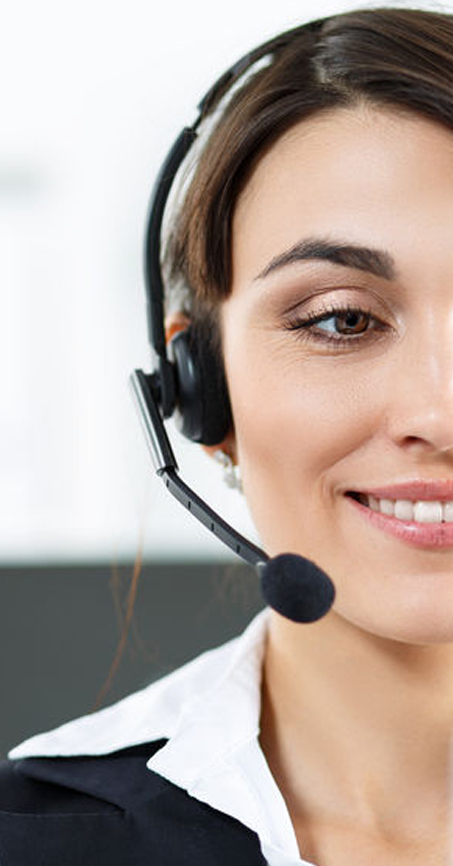 Call center service operators